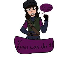 You can do it (HL2 OC) by themadsigma
