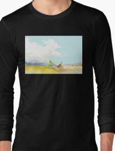 Zambian winds Long Sleeve T-Shirt