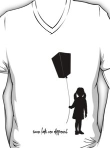 Some kids are different - Girl T-Shirt