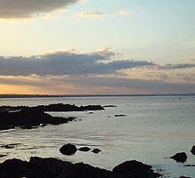 Skerries sunset 4 by Siobhain