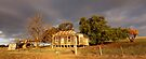 Farmhouse Stormclouds, Castlemaine, Victoria, Australia by Michael Boniwell
