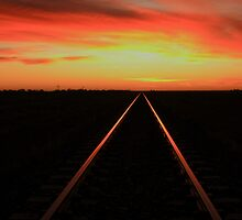 Sunrise station by Charlo