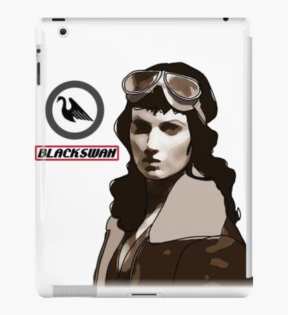 The Black Swan iPad Case/Skin