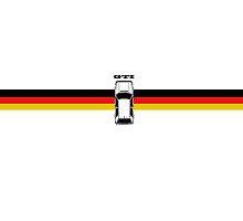 VW golf mk1 GTI by weesamo