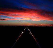 Railway shine by Charlo
