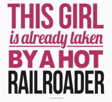 This Girl Is Already Taken By a Hot Railroader by Albany Retro
