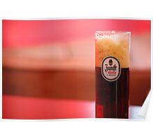 Malt Beer Poster