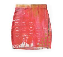 Abacus Pencil Skirt