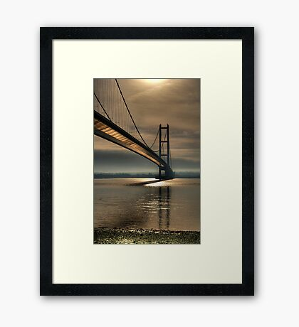 The Real Golden Gate Bridge Framed Print