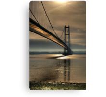 The Real Golden Gate Bridge Canvas Print