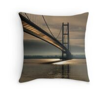 The Real Golden Gate Bridge Throw Pillow