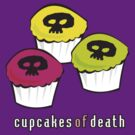 cupcakes of death by Bloomin'  Arty Tees