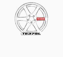 Wheel - TE37SL Unisex T-Shirt