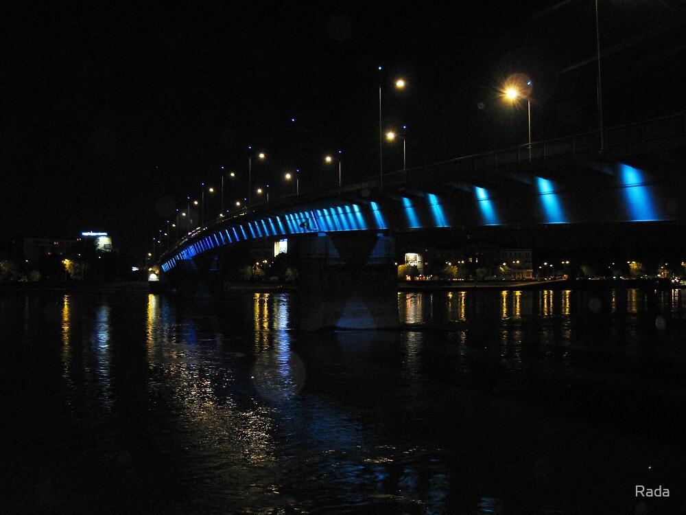 Freedom Bridge  by Rada