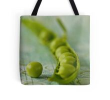 Pea and pod Tote Bag