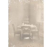 ~ teacakes in the afternoon ~ Photographic Print