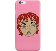 Zip: Melosa (color) iPhone Case/Skin