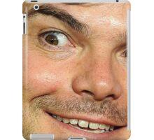 Blessed Jack Black Eyebrow iPad Case/Skin