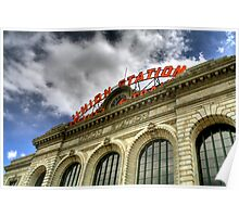 Union Station 1 Poster