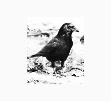 Scavenging Crow Unisex T-Shirt