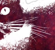 Cat Benny Sticker