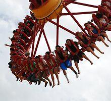 CLAW Ride, Dreamworld Queensland, Australia by Kamran Baig