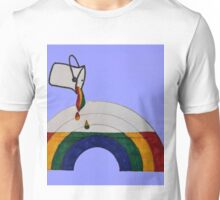 Forming the Rainbow Unisex T-Shirt