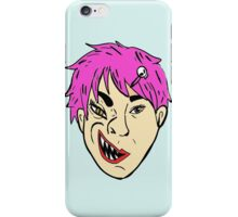 Smile: Daiyu (color)  iPhone Case/Skin