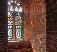 Castle Window by David Tait