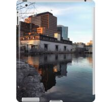 From Old to New - Waterfront Buildings in Hull Quebec iPad Case/Skin