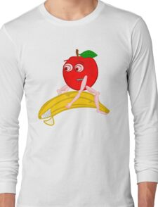 Osteopath Fruit Long Sleeve T-Shirt