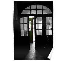 Green door... Poster
