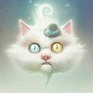 The Odd Kitty by Lukas Brezak