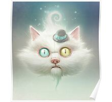 The Odd Kitty Poster