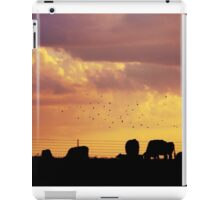 The Birds and The Cows iPad Case/Skin