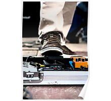 Pedal-board Poster