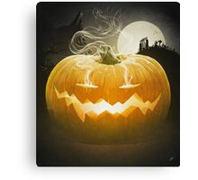 Pumpkin I. Canvas Print