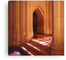 National Cathedral Steps, Washington, D.C. Canvas Print