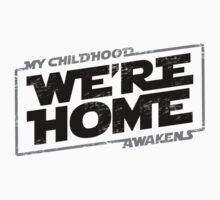We're Home (Black Grey 2) by coldbludd