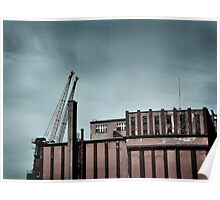 shipbuilding industry  Poster