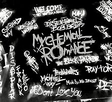 My Chemical Romance!!! by manfaa