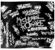 My Chemical Romance!!! Poster