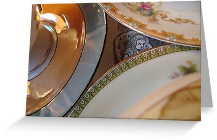 Tea party Tilt by SusanSanford