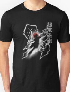 Misaka Mikoto Electric girl T-Shirt