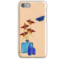 Bottles and Butterflies iPhone Case/Skin