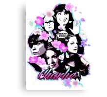 RIP Charlie Canvas Print
