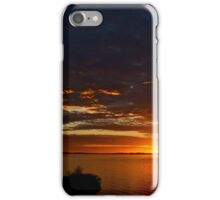 Sun reflecting on the water iPhone Case/Skin