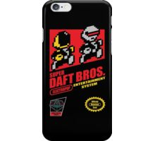 Super Daft Bros. iPhone Case/Skin