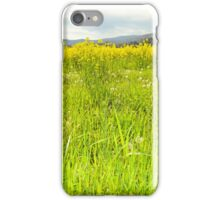 Lost in the tall grass iPhone Case/Skin