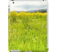 Lost in the tall grass iPad Case/Skin